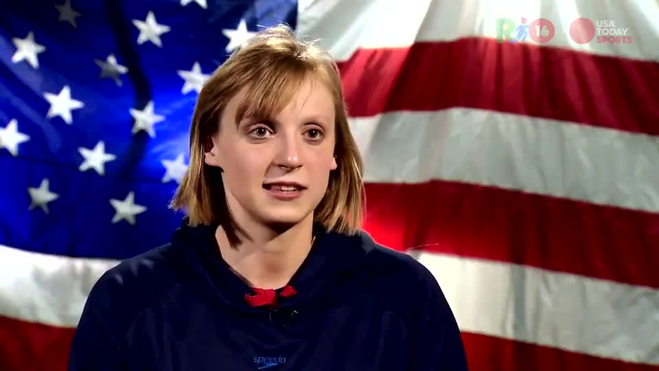 10 To Watch: Katie Ledecky