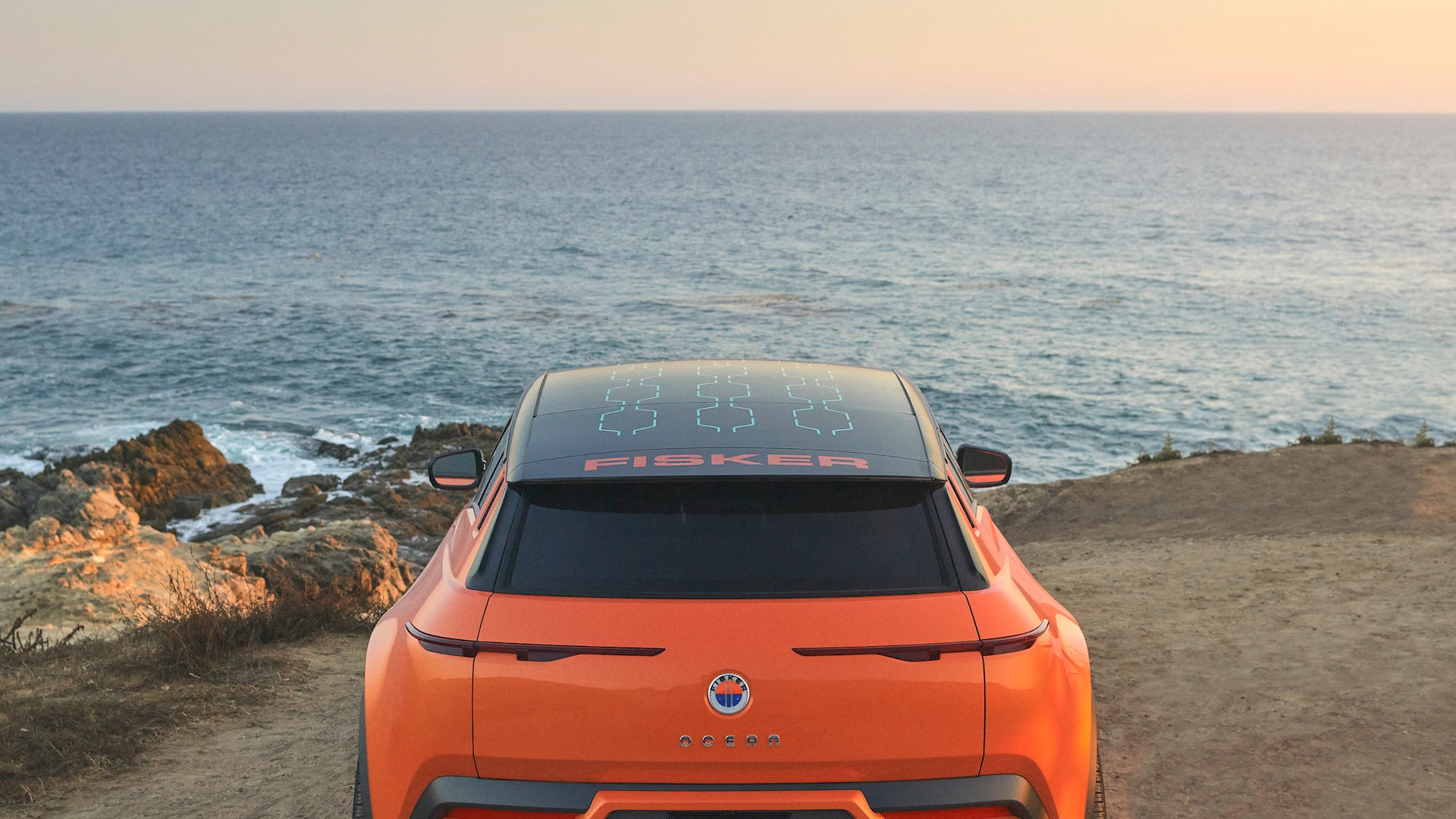 Fisker Teams Up With Magna To Build Its Electric Ocean Vehicle