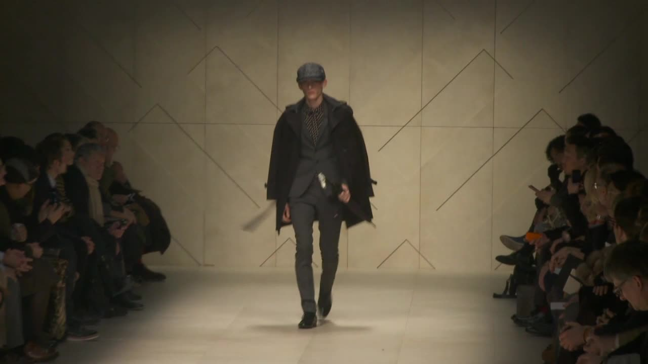 Milan / Burberry Prorsum Menswear Fall/Winter 2012