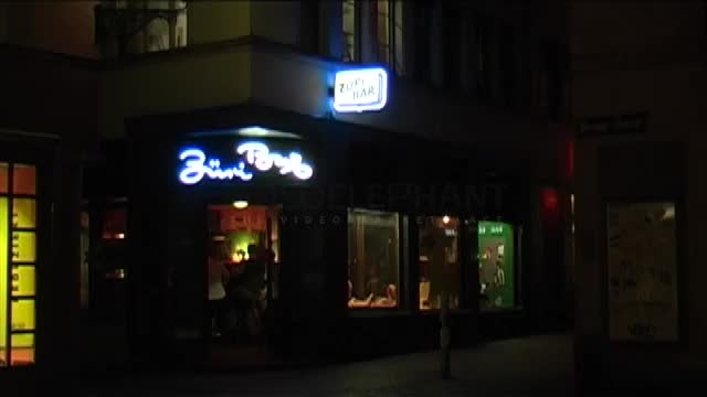 Zurich Nightlife