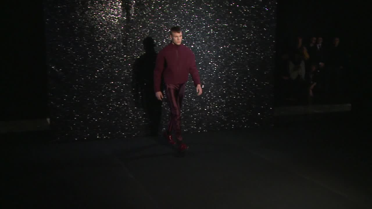 Milan / Mugler Menswear Fall/Winter 2012/13