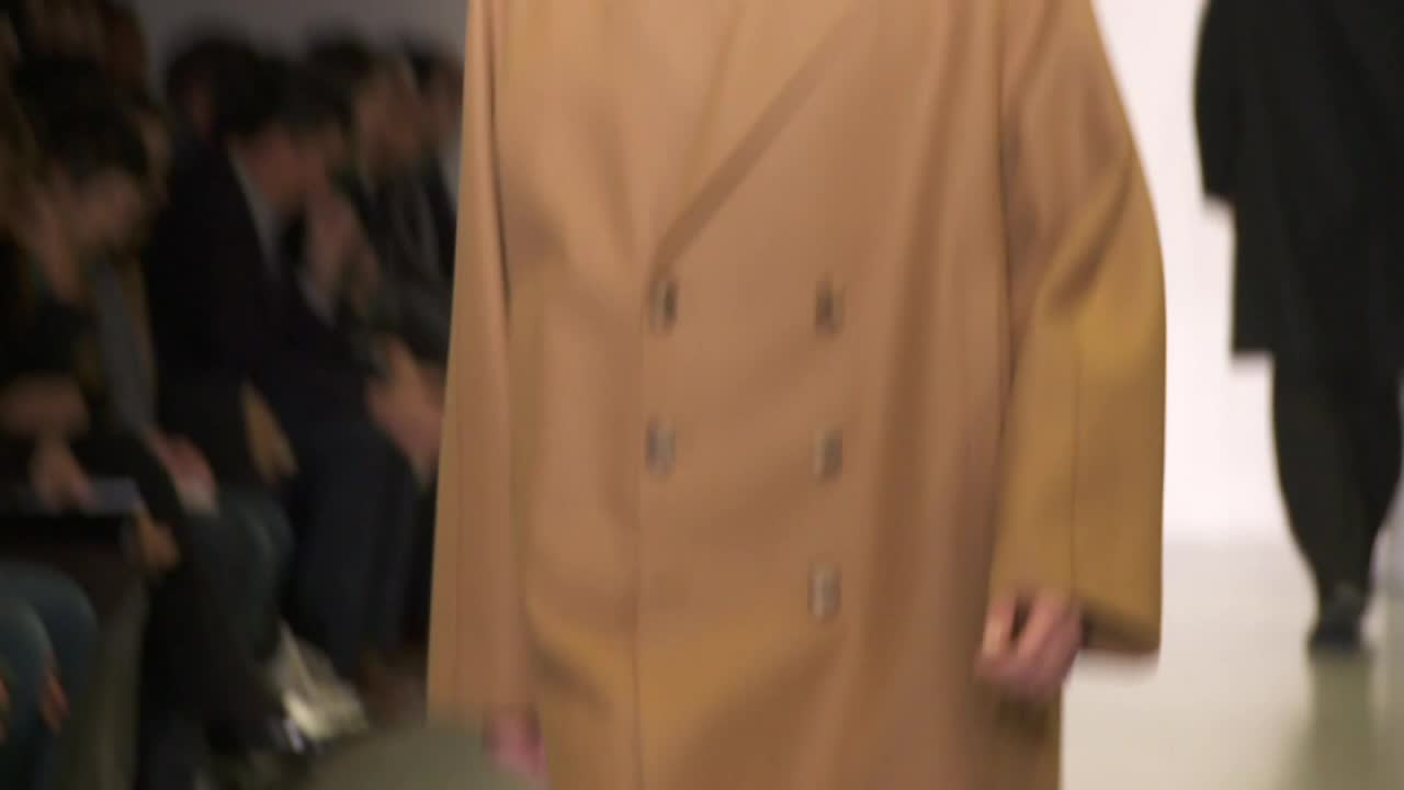 Milan / Calvin Klein Collection Menswear Fall/Wint