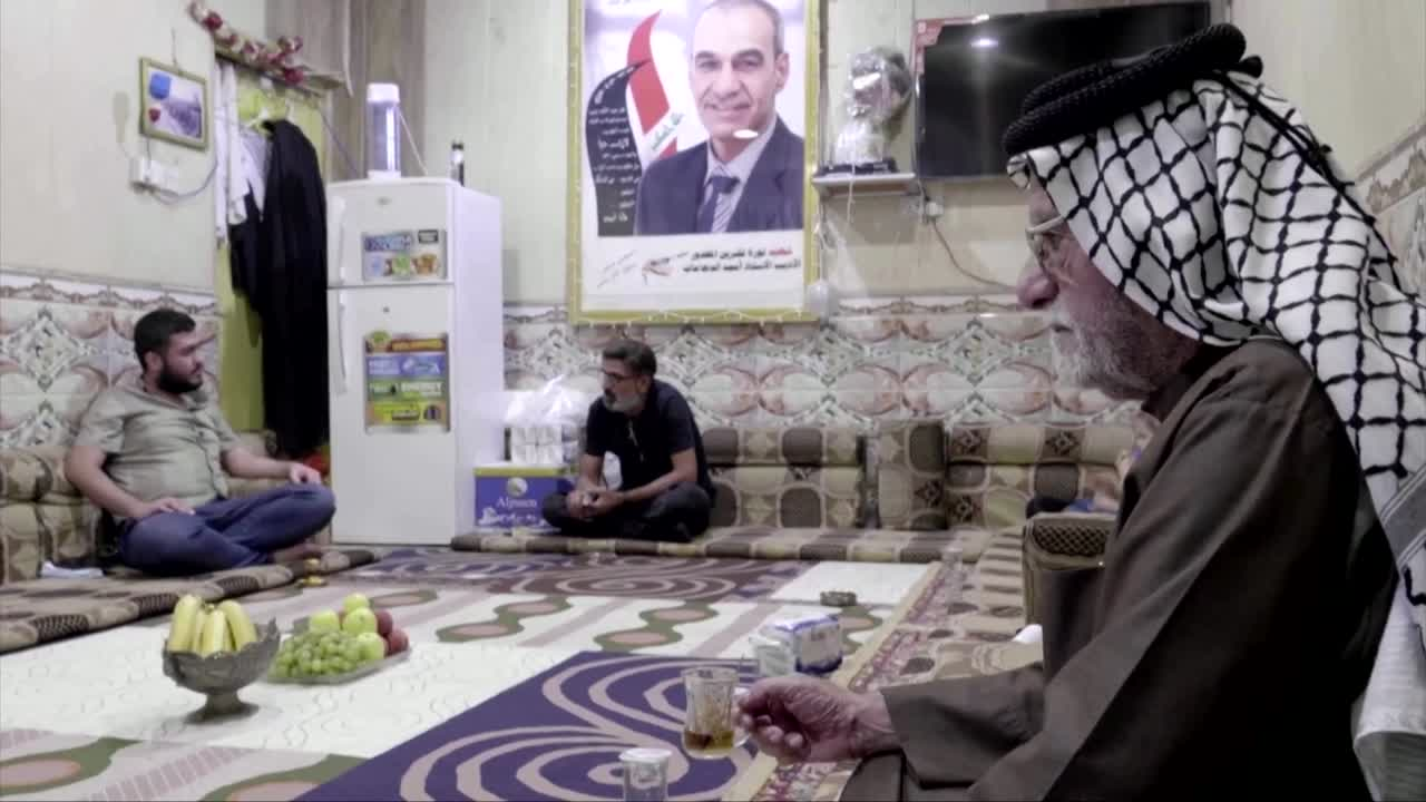 Under attack, Iraqi activists flee abroad