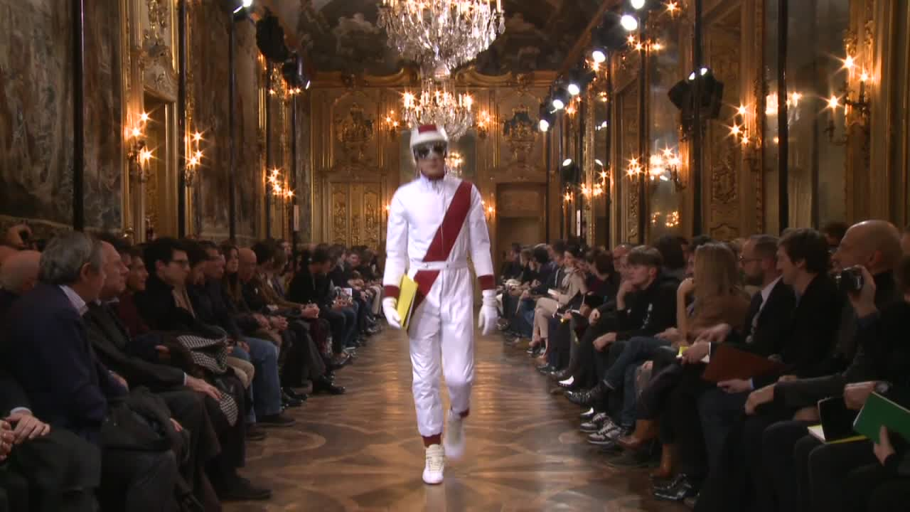 Milan / Moncler Gamme Bleu Menswear Fall/Winter 20