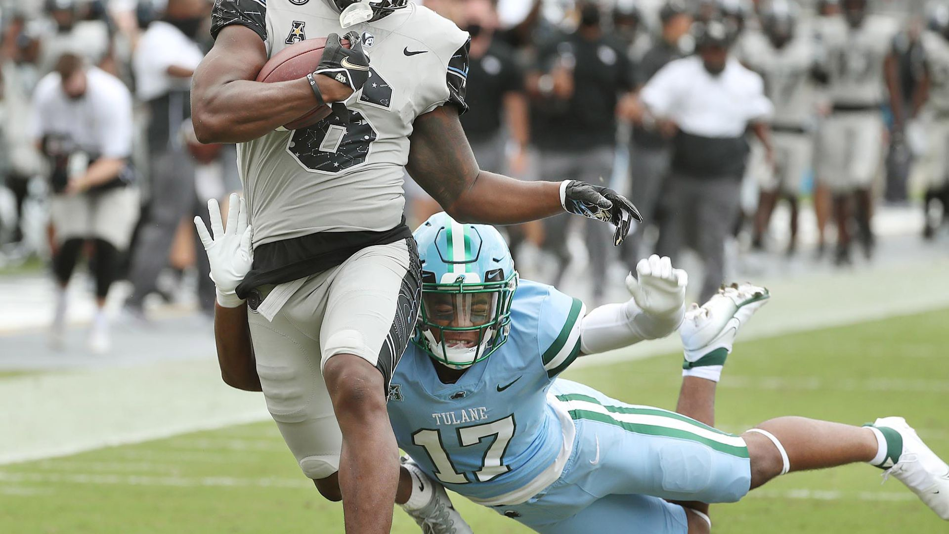 UCF fans should enjoy perhaps greatest offense in college football history