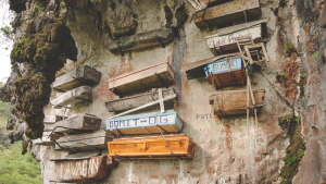 Why These Creepy Coffins Dangle from Cliffs in the Philippines