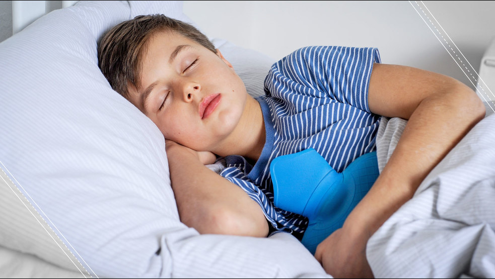a summary of a study on sleep patterns sleep disruptions and sleepiness of school age children