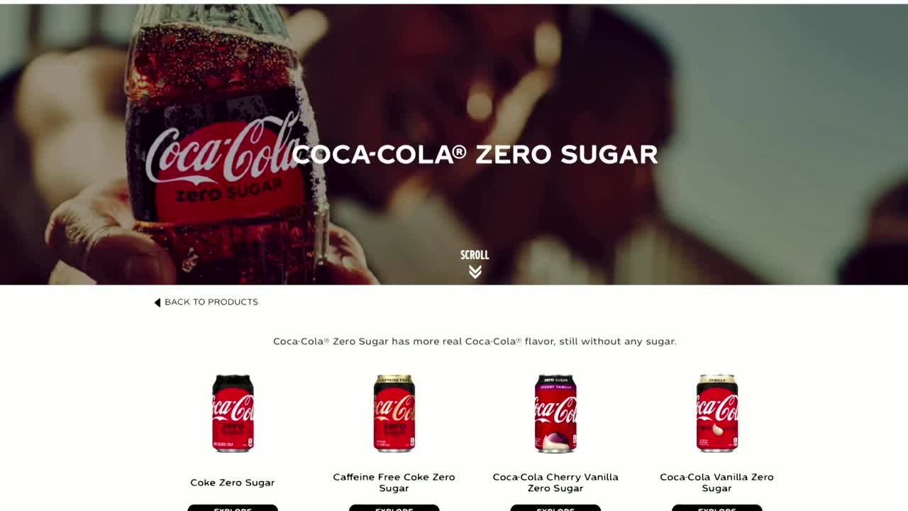 Coca-Cola emerges from lockdown blues
