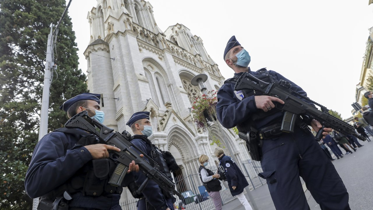 Deadly Church Attack in Southern France Deemed 'Islamist Terrorism'