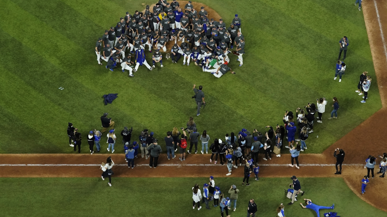 World Series Celebration Raises Questions After Positive COVID Test