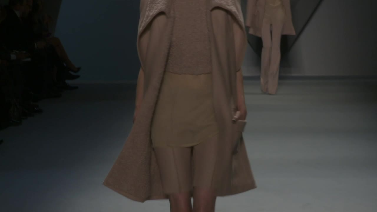 New York / Vera Wang Ready-To-Wear Fall/Winter 201