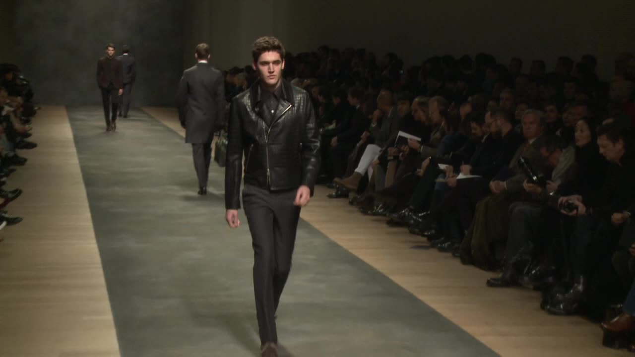 Paris / Hermès Menswear Fall/Winter 2012/13