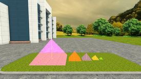 Volume of Pyramid