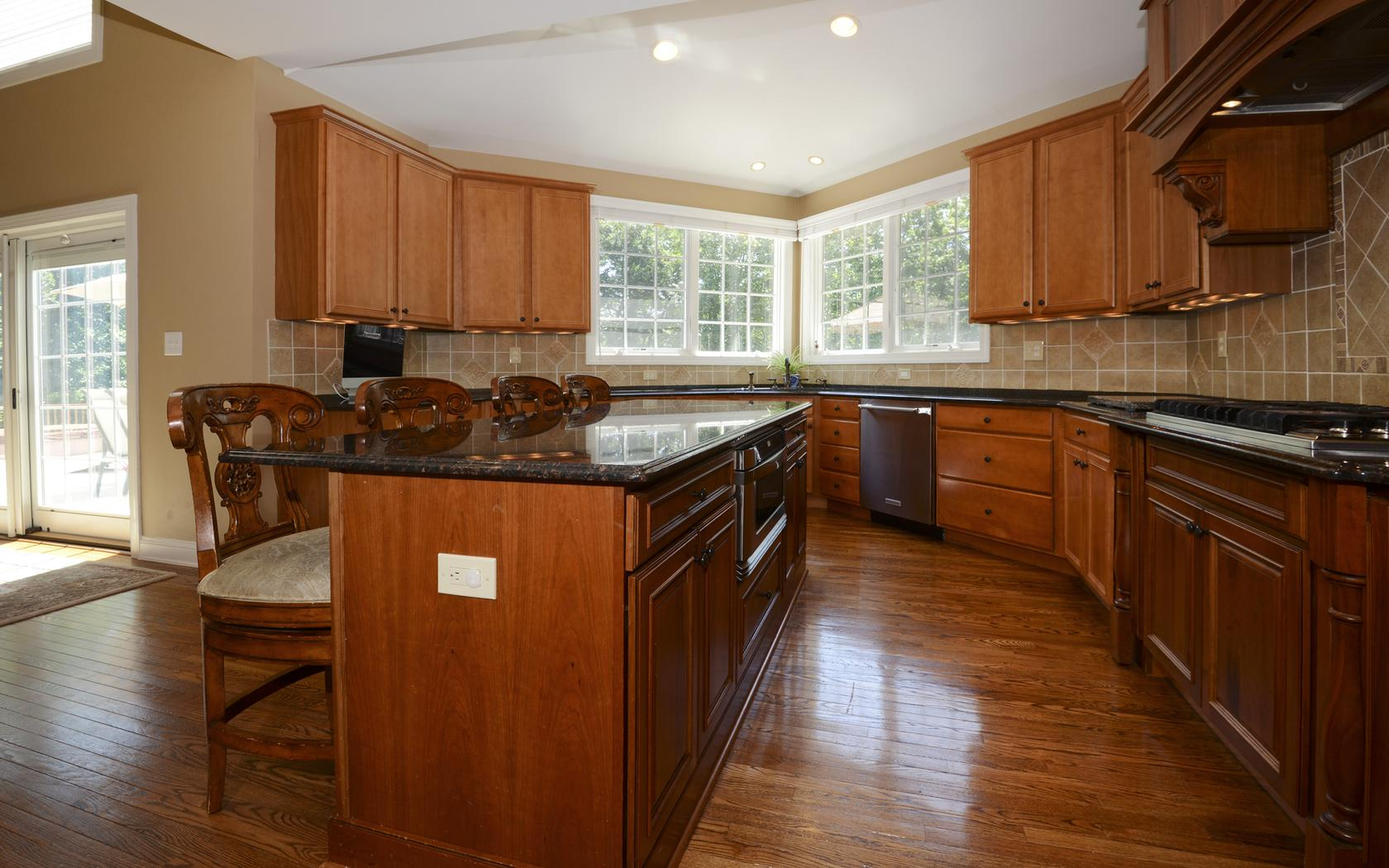 Kitchen cabinets long valley nj - Gourmet Kitchen