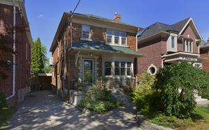Detached family home in Leaside