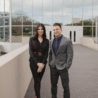 Justin Tye & Suzanne Seini