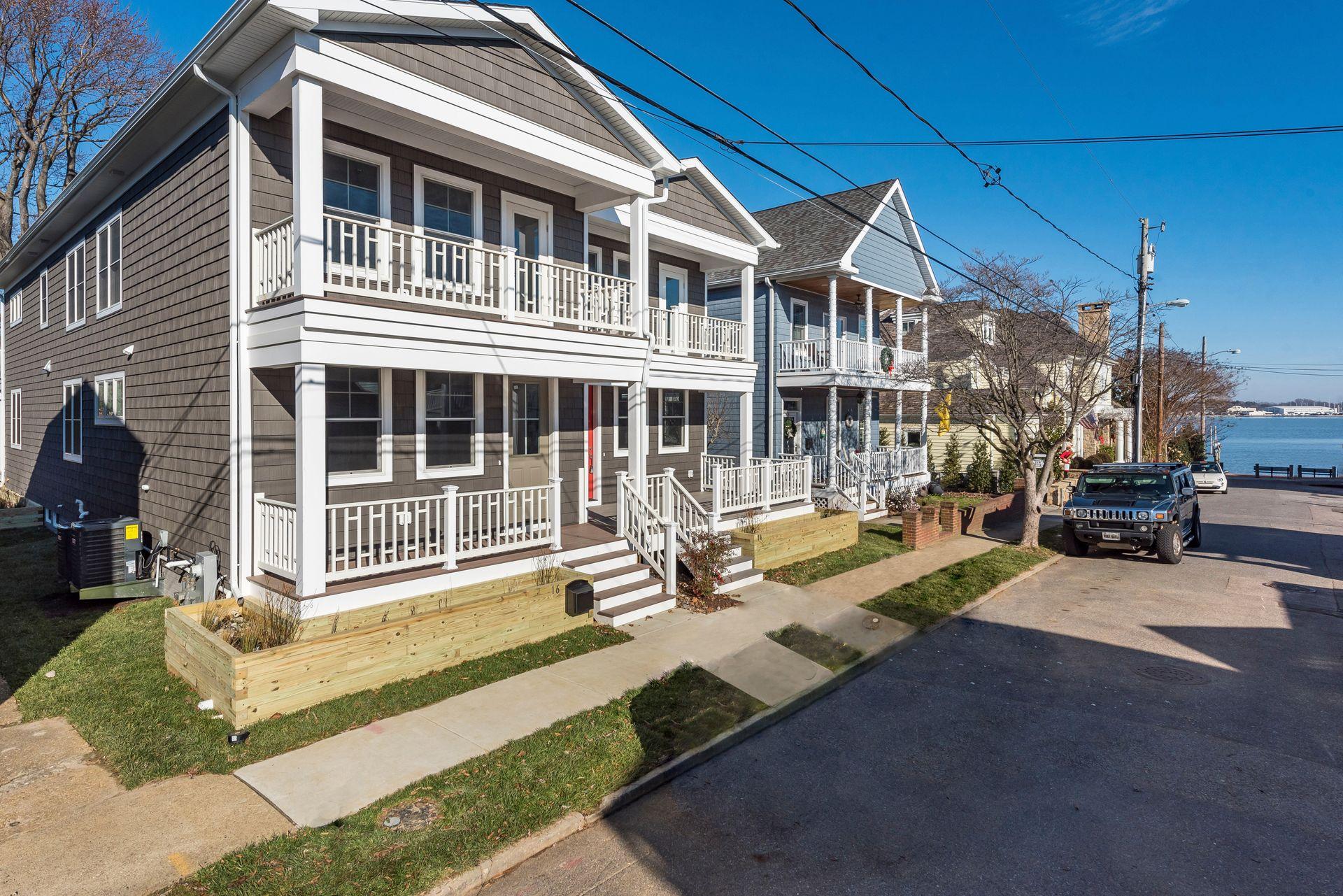 16 Severn Avenue Annapolis Md 21403 Real Estate Tour