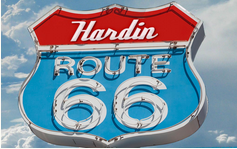 Welcome to Route 66 Image