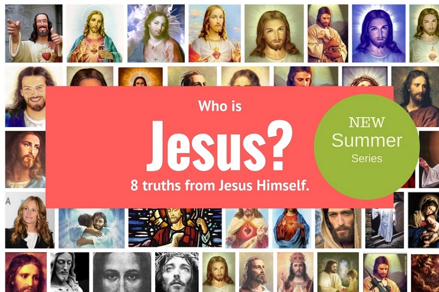Jesus is God Image
