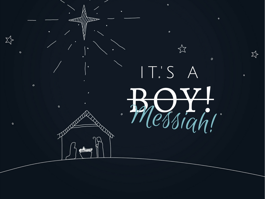 It's A Messiah!