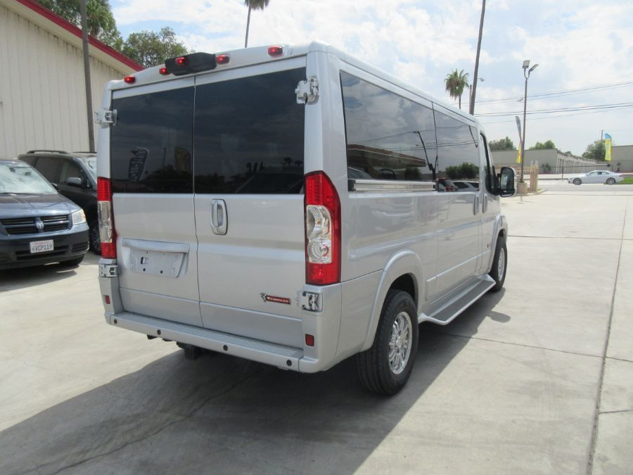 Silver Ram ProMaster Cargo image number 6