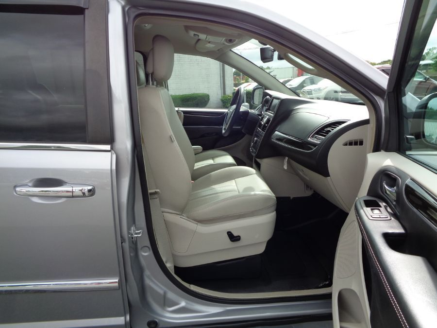 Silver Chrysler Town and Country image number 3