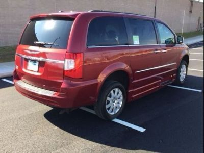 Red Chrysler Town and Country image number 6