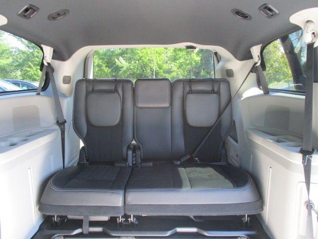 Black Dodge Grand Caravan image number 18