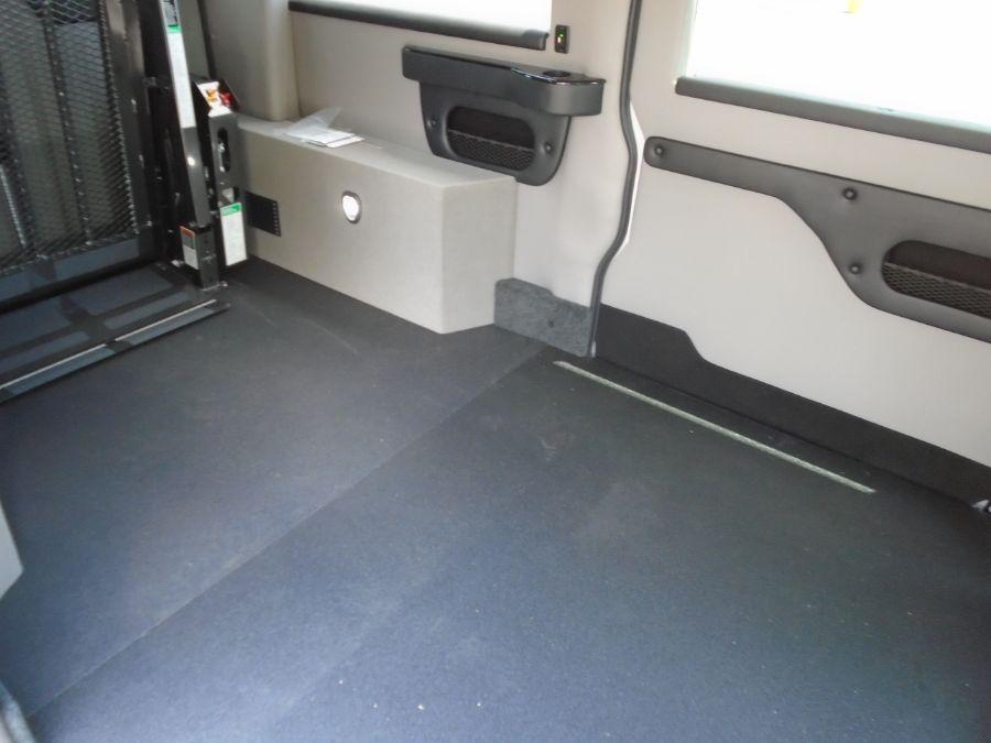 Gray Ram ProMaster Cargo image number 15