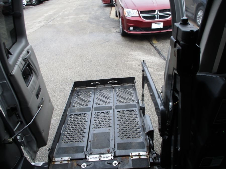 Silver Chevrolet Express Cargo image number 14