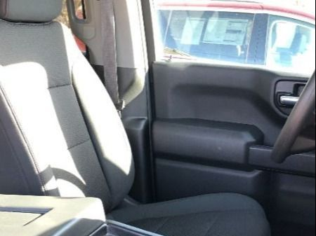 Silver Chevrolet Silverado 1500 4x2 image number 6