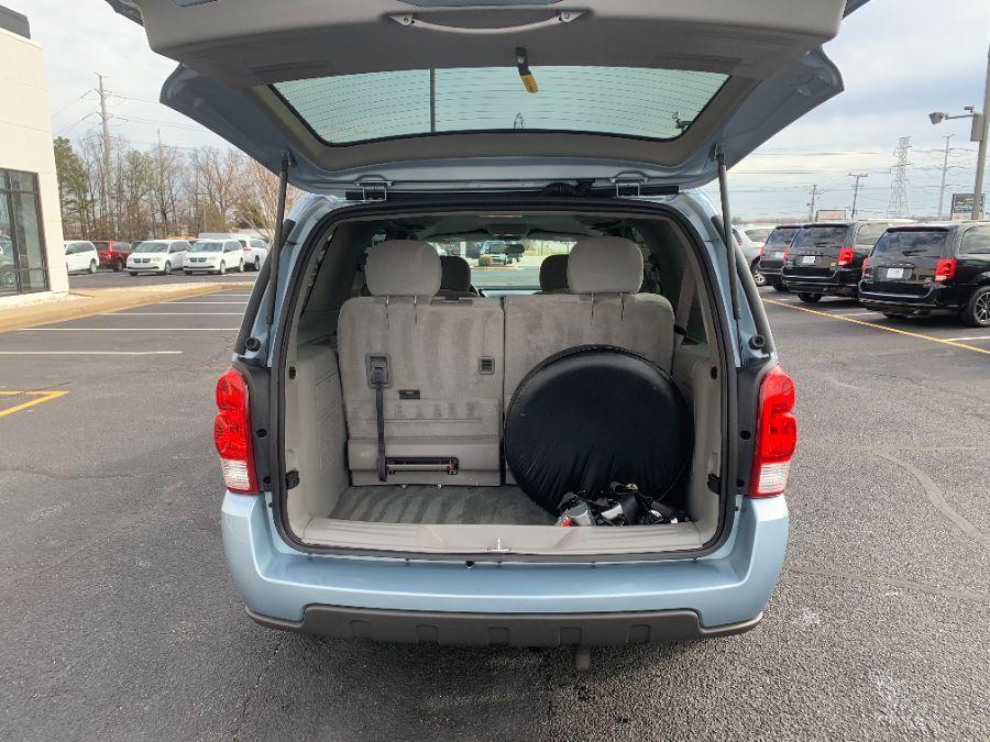 Blue Chevrolet Uplander image number 9