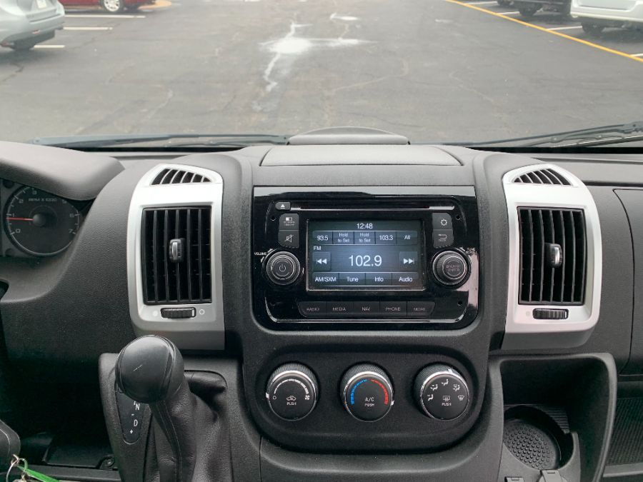 Silver Ram ProMaster Window image number 7