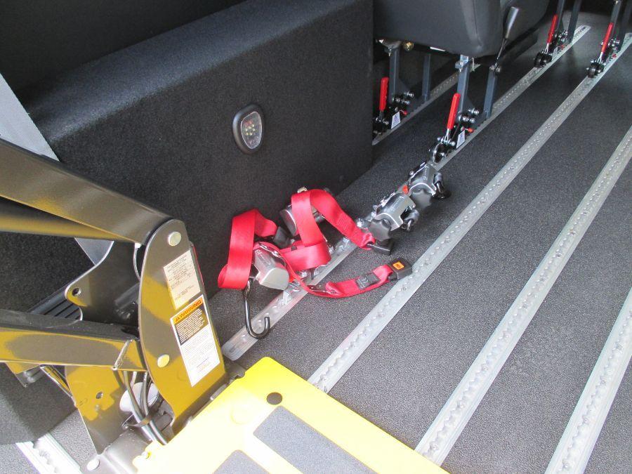 White Ram ProMaster Cargo image number 10