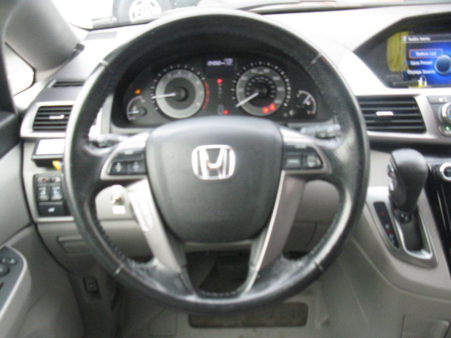GRAY Honda Odyssey image number 9