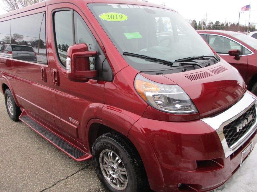 RED Ram ProMaster Cargo image number 14