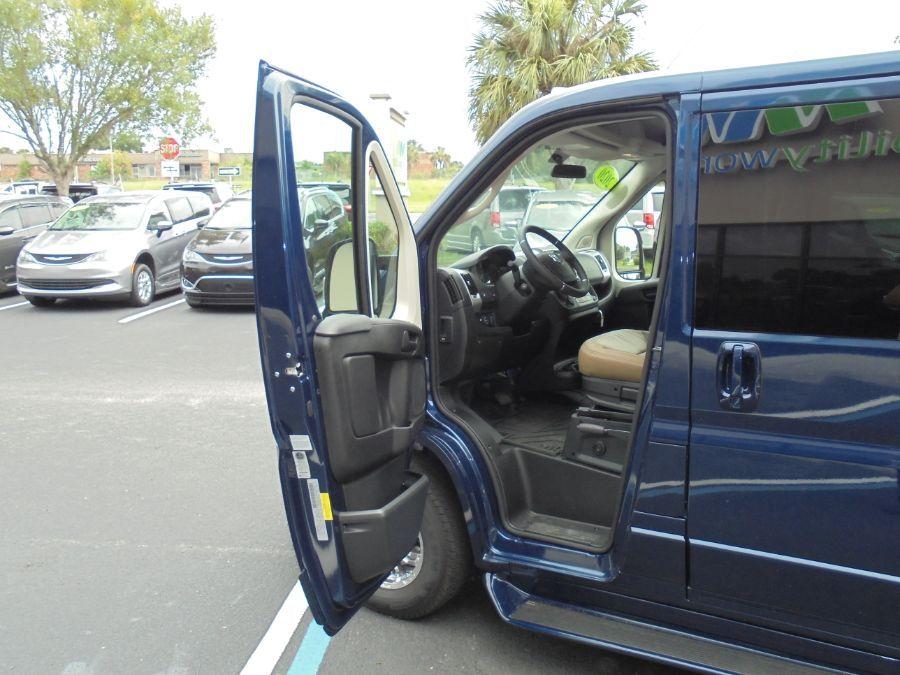 Blue Ram ProMaster Cargo image number 9