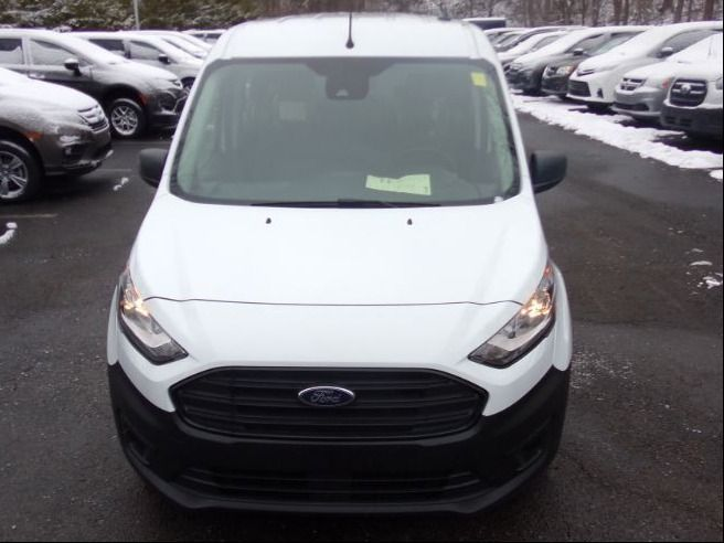 White Ford Transit Connect image number 1
