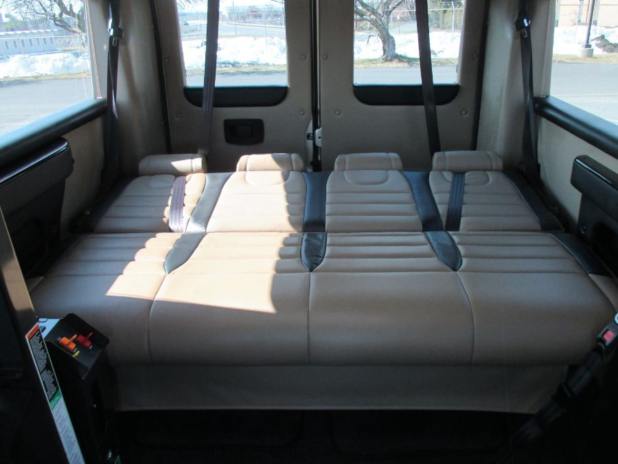 Brown Ram ProMaster Cargo image number 22
