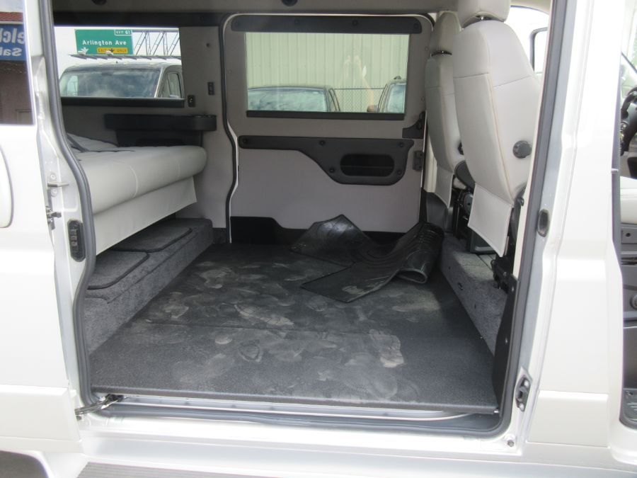 Silver Ram ProMaster Cargo image number 15