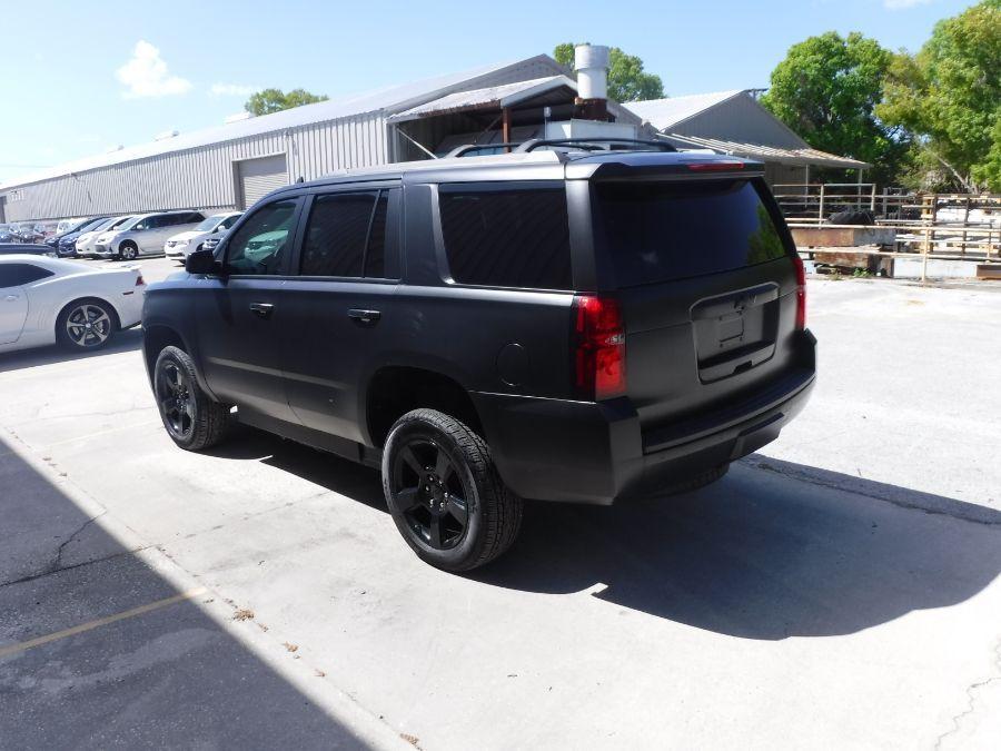 Black Chevrolet Tahoe image number 9