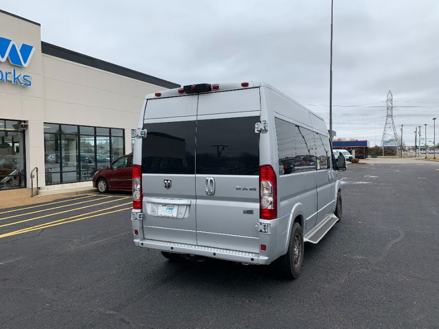 Silver Ram ProMaster Window image number 15