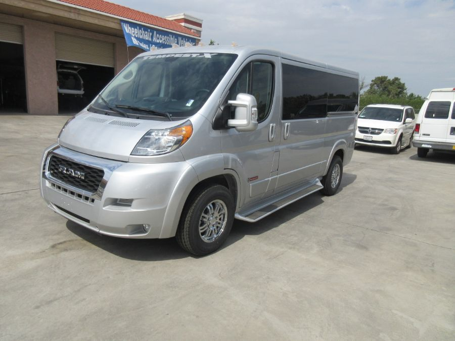 Silver Ram ProMaster Cargo image number 2