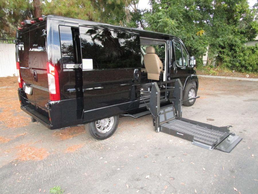 Black Ram ProMaster Cargo image number 7