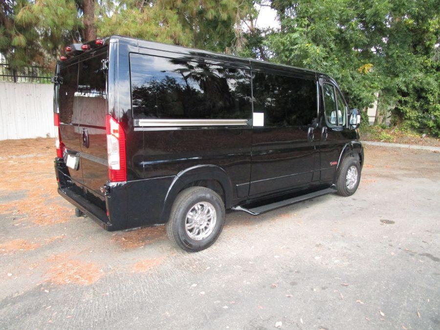 Black Ram ProMaster Cargo image number 9