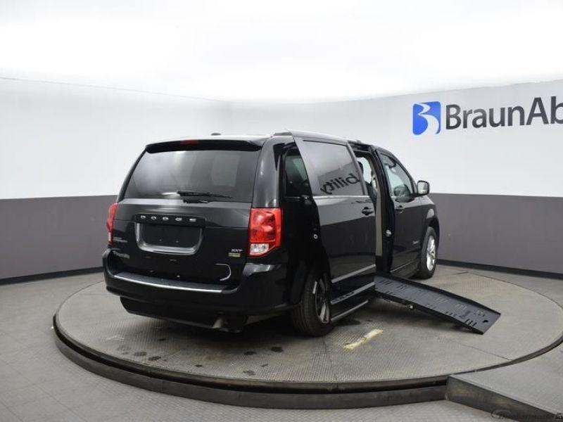 Black Dodge Grand Caravan image number 6