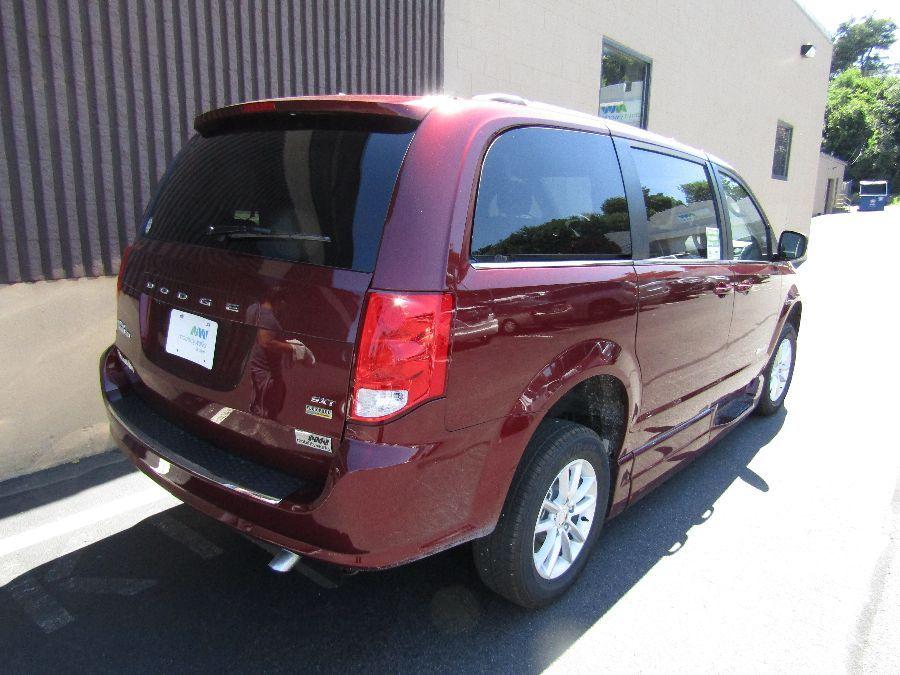 Red Dodge Grand Caravan image number 6