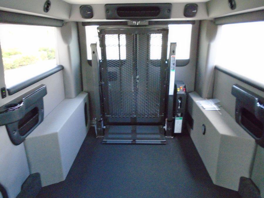 Gray Ram ProMaster Cargo image number 16