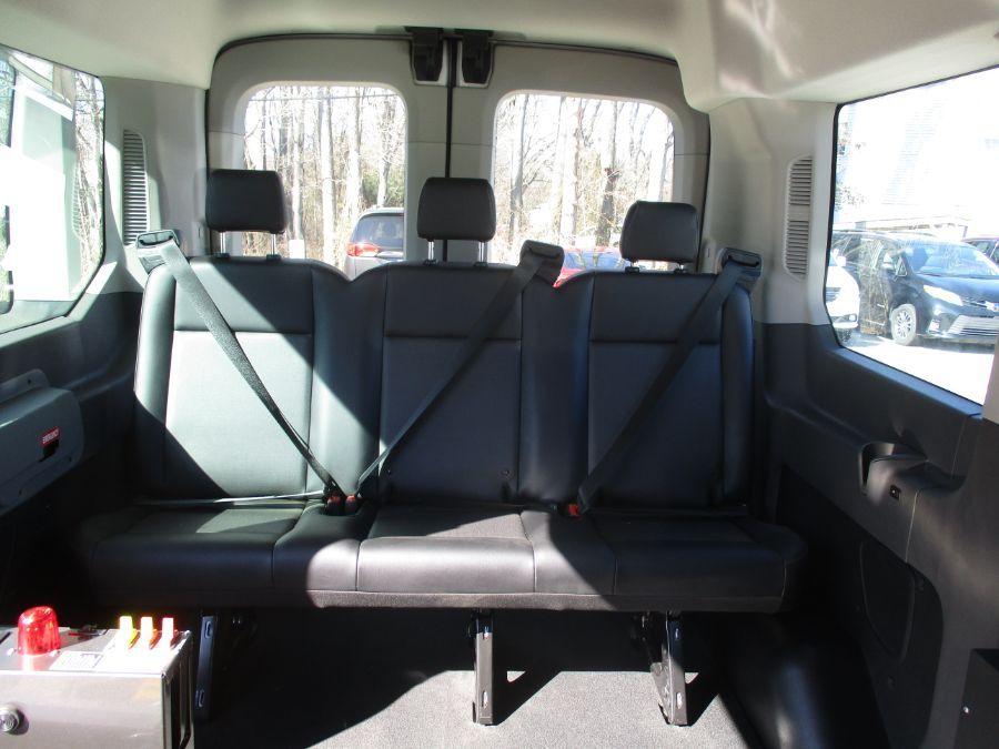 White Ford Transit Passenger image number 8