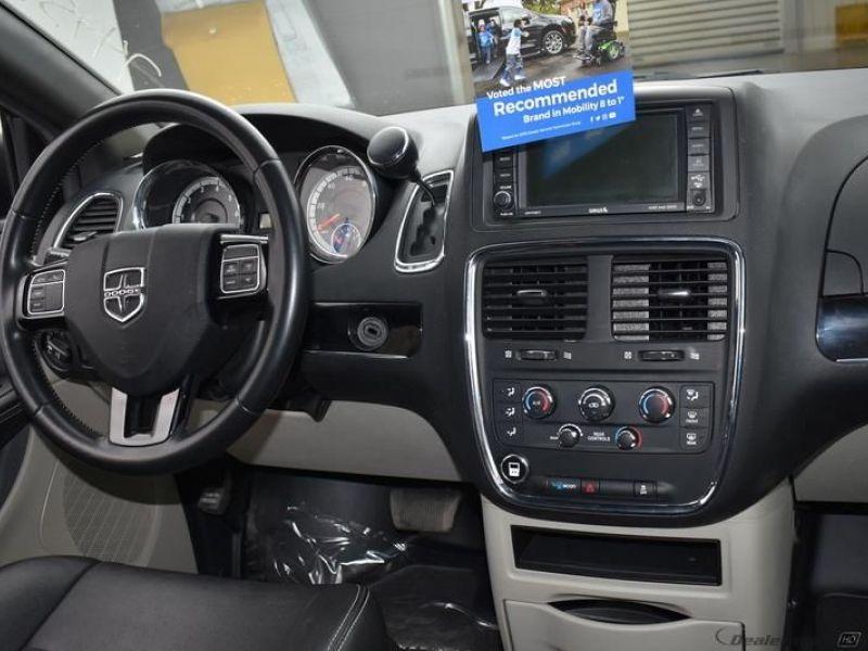 Black Dodge Grand Caravan image number 9